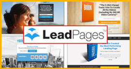 LeadPages Review Deutsch von Christoph Nack - Landing Pages erstellen